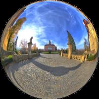 Zamek Książ jest trzecim pod względem wielkości, po Malborku i Wawelu, zamkiem w Polsce. Z trzech stron otoczony jest jarem. Położony został w malowniczym miejscu, na wysokim skalistym urwisku. Obecnie mieszczą się tutaj muzeum, restauracja oraz hotel.