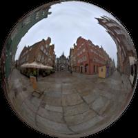 Długi Targ jest reprezentacyjnym placem w Gdańsku, w dzielnicy Śródmieście, na Głównym Mieście. Pełni funkcję rynku, jest przedłużeniem ul. Długiej, z którą tworzy tzw. Drogę Królewską.