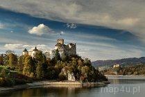 Niedzica. Zamek Dunajec
