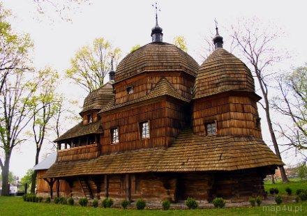 Chotyniec. Cerkiew pw. Narodzenia Przenajświętszej Bogurodzicy