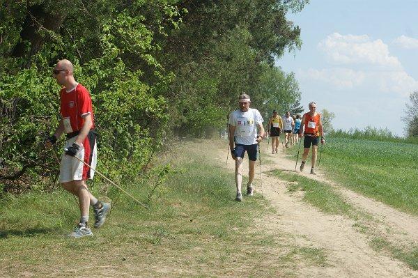 Gaszyn. Nordic Walking 2012