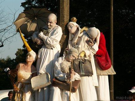 Festiwal Teatrów Ulicznych TrotuArt. 2006