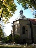 Wieluń. Zespół klasztorny Reformatów,  ob. Franciszkanów, ul. Reformacka 1, XVII w. (fot. Marta Pabich)