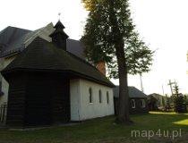 Wieluń. Kościół cmentarny pw. św. Barbary z XVI w. (fot. Marta Pabich)