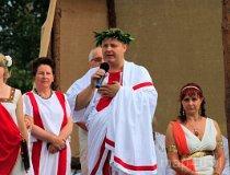 Wieluń. Goście Honorowi podczas VI Europejskiego Święta Bursztynu – 2012 (fot. Łukasz Konieczny)