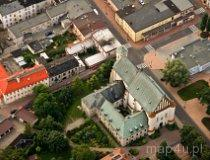 Wieluń. Zespół klasztorny Augustianów (fot. Kacper Dondziak)
