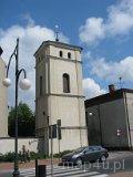 Wieluń. Zespół klasztorny augustianów, XIV-XVIII w. Dzwonnica (fot. Tomasz Szwagrzak)
