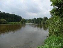 Bieniec. Rzeka Warta