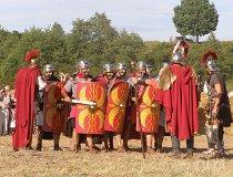 Konopnica. Legion rzymski. (fot. Magdalena Kopańska)