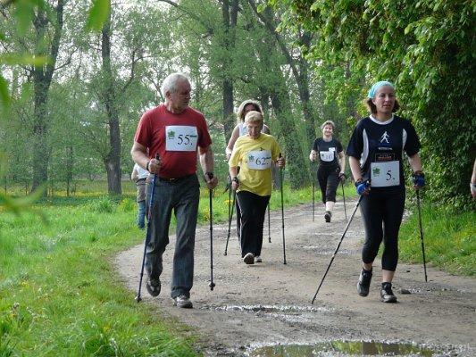 I Mistrzostwa Regionu Wieluńskiego w nordic walking.