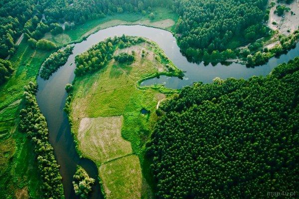 Załęczański Park Krajobrazowy.