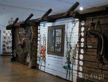 Wieluń. Muzeum Ziemi Wieluńskiej. Wystawa (fot. Bogusław Abramek)