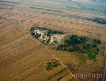 Wrblew. Cmentarzyska ciałopalne (fot. Kacper Dondziak)