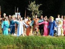 Konopnica. IV Europejskie Święto Bursztynu. Legenda bursztynowa (fot. Jakub Wawrzyniak)