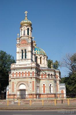 Cerkiew pw. św. Aleksandra Newskiego w Łodzi ul. Narutowicza