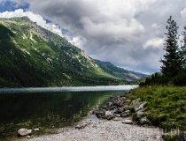 Tatrzański Park Narodowy. Morskie Oko (fot. Agnieszka Chlewicka)