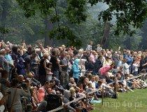 Wałbrzych. Zamek Książ. Festiwal Tajemnic (fot. Jakub Urbański)