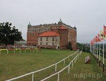 Golub-Dobrzyń. Zamek, XIV w. (fot. Łukasz Konieczny)