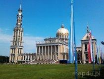 Licheń. Sanktuarium Matki Bożej Bolesnej Królowej Polski (fot. Justyna Stasiak)