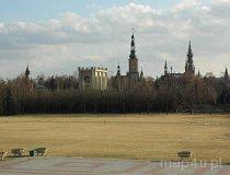 Licheń. Sanktuarium Matki Bożej Bolesnej Królowej Polski (fot. Piotr Wojtaszek)