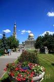 Licheń. Sanktuarium Matki Bożej Bolesnej Królowej Polski (fot. Marek i Ewa Wojciechowscy)