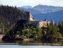 Niedzica. Zamek Dunajec, XIV w. (fot. Marek i Ewa Wojciechowscy)