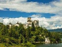 Niedzica. Zamek Dunajec (fot. Dawid Zawiła)