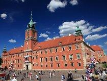 Warszawa. Zamek królewski (fot. Marek i Ewa Wojciechowscy)