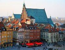 Warszawa. Stare Miasto (fot. Marek i Ewa Wojciechowscy)