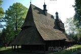 Sękowa. Drewniany Kościół pw. śś. Filipa i Jakuba