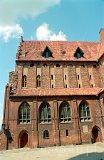 Kwidzyn. Zamek, XIV w. (fot. Marek i Ewa Wojciechowscy)