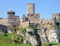 Ogrodzieniec. Ruiny zamku, XIII w. (fot. Marek i Ewa Wojciechowscy)