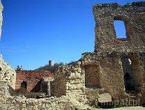 Kazimierz Dolny. Ruiny Zamku, XIV w. (fot. Marek i Ewa Wojciechowscy)