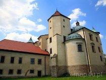 Nowy Wiśnicz. Zamek, XIV w. (fot. Marek i Ewa Wojciechowscy)