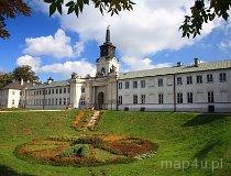 Radzyń Podlaski. Pałac Potockich (fot. Marek i Ewa Wojciechowscy)