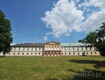 Koszęcin. Kompleks pałacowo-parkowy (fot. Krzysztof Jędryczkowski)