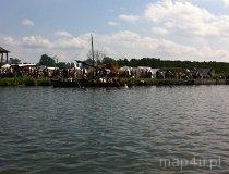 Wolin. Festiwal Słowian i Wikingów 2011 - Obozowisko (fot. Daria Konieczna)