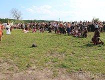 Wolin. Festiwal Słowian i Wikingów 2011 - Wróżby i harcownicy (fot. Daria Konieczna)