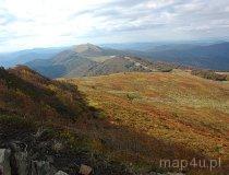 Bieszczadzki Park Narodowy. Połoniny na szczytach Bieszczad (fot. Piotr Wojtaszek)