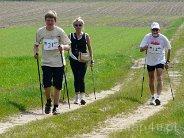 Zawody I Mistrzostw Regionu Wieluńskiego Nordic Walking w Gaszynie.