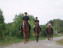 Jeździectwo (fot. Małgorzata Kielek)