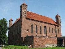 Lidzbark Warmiński. Zamek biskupów. XVII w. (fot. Maciej Kronenberg)