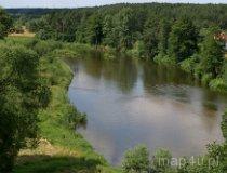 Przyroda. Rzeka. (fot. Dominik Łęgowski)