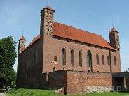 Lidzbark Warmiński. Zamek biskupów. XVII w.