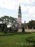 Częstochowa. Sanktuarium maryjne (fot. Maciej Kronenberg)