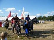 Konni wojowie rozpoczynają Święto Bursztynu