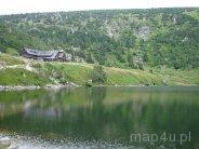 Karkonowski Park Narodowy. Schronisko Samotnia w Kotle Małego Stawu