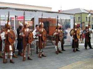 Wieluń. IV Europejskie Święto Bursztynu.