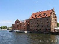 Gdańsk. Centralne Muzeum Morskie