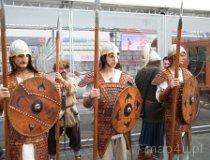 Wieluń. IV Europejskie Święto Bursztynu. Wojowie Szlaku Bursztynowego (fot. Jakub Wawrzyniak)